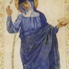 17 Нестеров. Марфо-Мариинская обитель. Благовещение