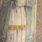 18 Нестеров. Марфо-Мариинская обитель. Архангел-Михаил. 1909