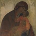 21 Нестеров. Марфо-Мариинская обитель. Богородица, иконостас
