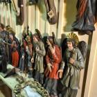 Фигуры для композиций из Страстного цикла – Распятие, Снятие с Креста, Положение во гроб