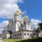 46 Современные храмы. Богородице-Рождественский собор Зачатьевского монастыря в Москве.
