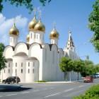 47 Современные храмы. Русский храм Марии Магдалины в Мадриде