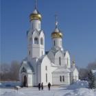 48 Михаило-Архангельский собор в монастыре Иоанна Предтечи в Новосибирске