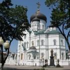 50 Благовещенский собор в Воронеже. Построен 1998-2009