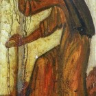 53а Рейтлингер. Преподобный Сергий. Храм Казанского скита Муазене. 1938 г.