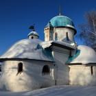 54 Церковь Рождества Богородицы в селе Надовражино