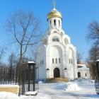 57 Храм во имя св. мученика Виктора-воина в Котельниках