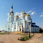 60 Казанский храм в Саранске.