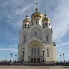 63 Спасо-Преображенский собор в Хабаровске.