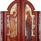 63 Инок Григорий (Круг).  Благовещение