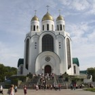 64 Храм Христа Спасителя в Калининграде.