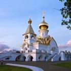 67 Храм преподобного Серафима Саровского в Хабаровске.