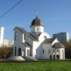 70 Храм иконы Божией Матери «Живоносный источник» в Бибиреве (Москва)
