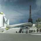 83 Проект русского духовного центра в Париже