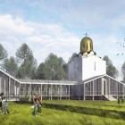 88 Проект современного храма