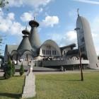 99 Троицкая  церковь в Хайновке. Польша