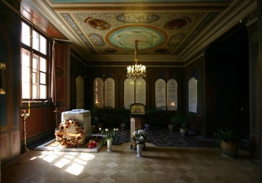 Екатерининский придел Петропавловского собора
