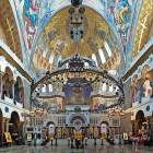 Кронштадт Морской собор внутри