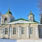 Лаппеентранта церковь зима