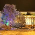 Новогодний Петербург 7