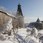 Псков зимой 2