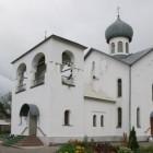 Серафимов. Великий Новгород. Церковь Александра Невского. 1908