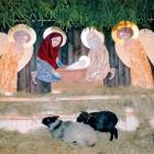 Вертеп живой у Софийского собора