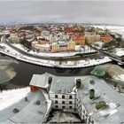 Выборг зима 3