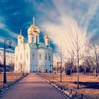Екатериненский собор в Пушкине