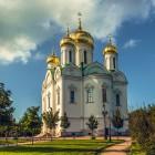 Екатериненский собор в Пушкине 2