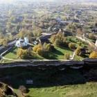 Изборск крепость