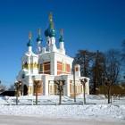 Мариенбург церковь Покрова