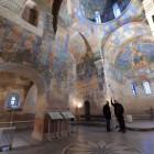 Мирожский монастырь фрески 2