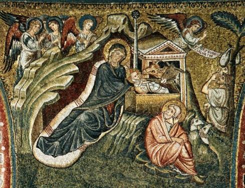 Mosaics in Santa Maria Maggiore, Rome 6