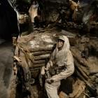 Прорыв блокады музей-диорама окопы