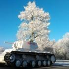 Прорыв блокады танк в музее