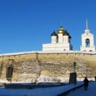 Псков зимой 3