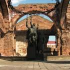 Шлиссельбург крепость памятник Защитникам