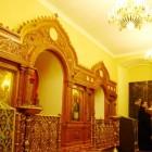 Серафима Вырицкого домовый храм в его келии в Лавре