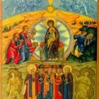 Собор Пресвятой Богородицы икона