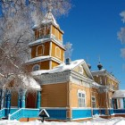Важеозерский монастырь зима 4