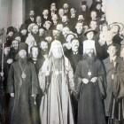 Патриарх Тихон и митрополит Вениамин