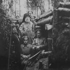 Митрополит Тихон на фронте. Первая мировая война