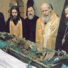 Обретение мощей патриарха Тихона