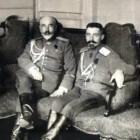 А.И.Деникин и С.Л.Марков