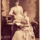 Елизавета Федоровна и Александра Федоровна 2