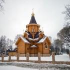 Воейково церковь Николая Чудотворца 1