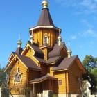 Воейково церковь Николая Чудотворца лето