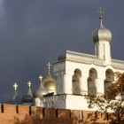 Новгород Кремль звонница