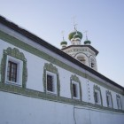 Новгород Николо-Вяжищский монастырь